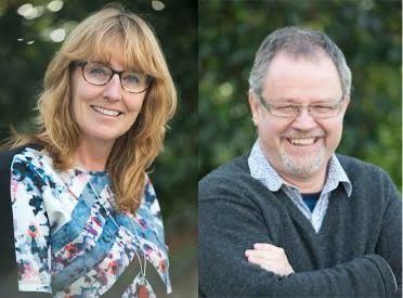 Ruth & Stuart Corlett