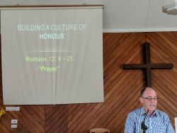 Sermon Doug - Building a culture of honour