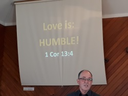Sermon Doug Love is - Humble